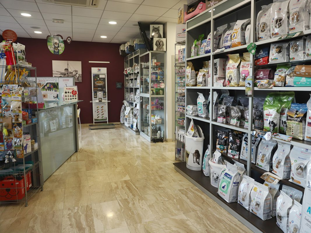 Centre Veterinari Salou Shopping Salou