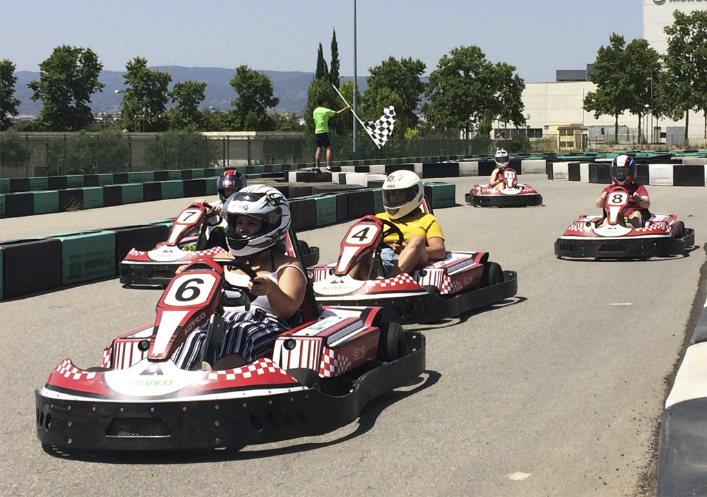 Electric Karting Salou – SHOPPING SALOU