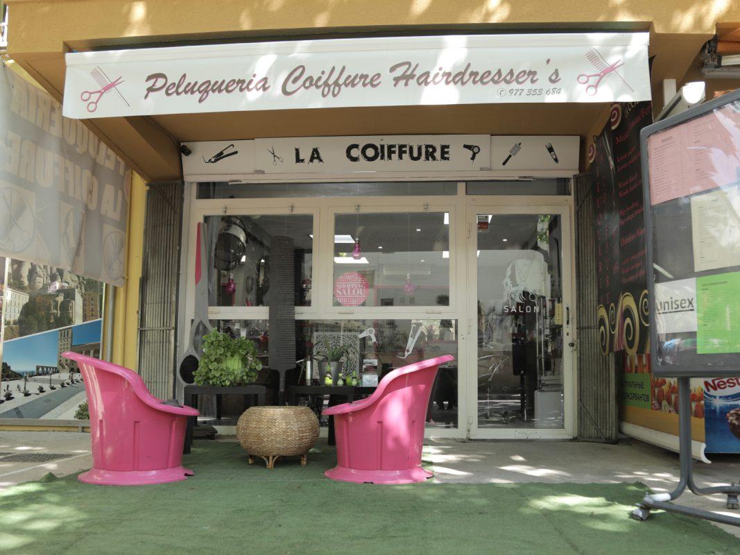 Perruqueria La Coiffure - SHOPPING SALOU