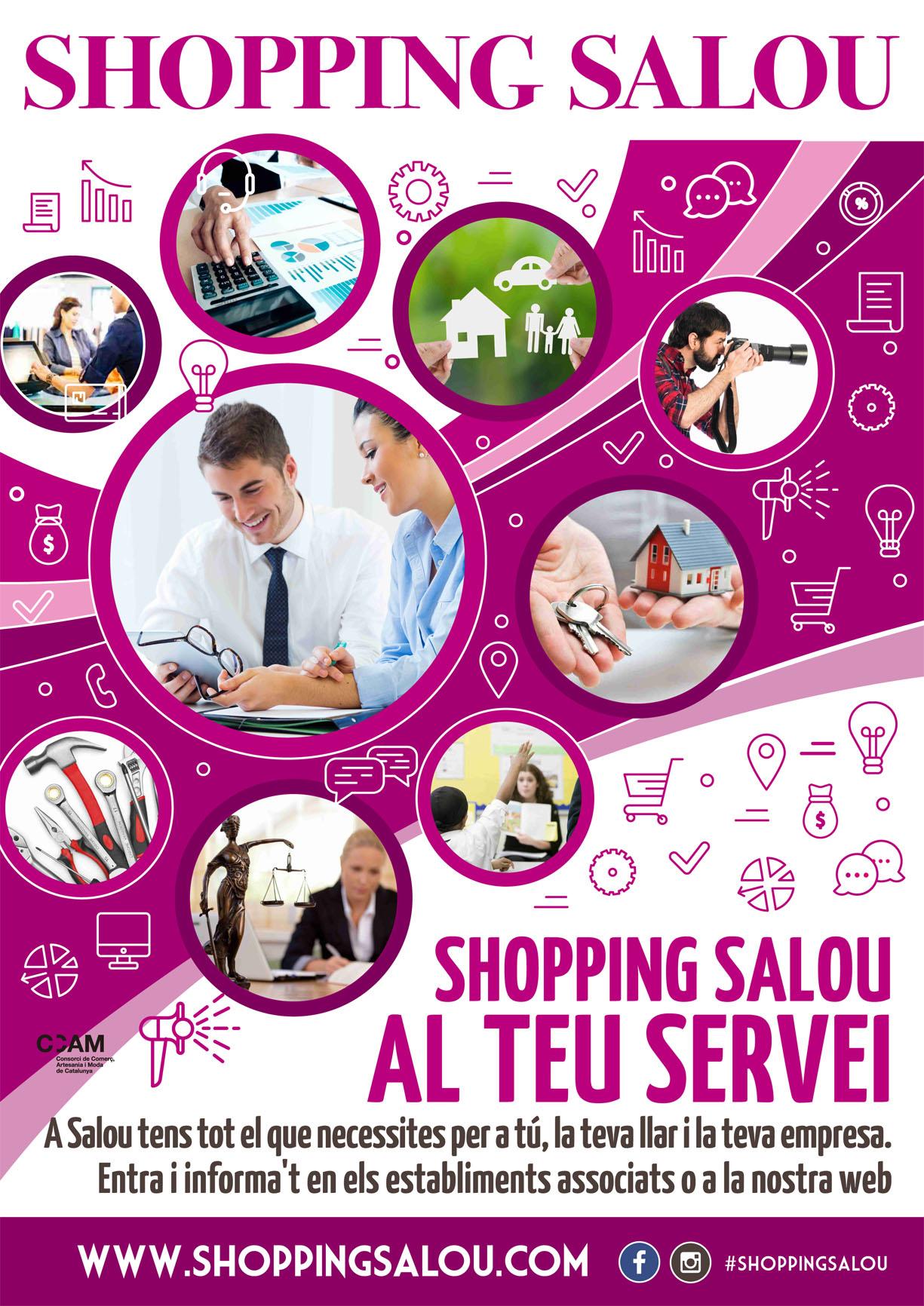 Shopping Salou Al teu Servei